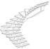 Лестницы с центральной опорой